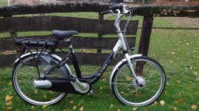 Sachs Elo-bike de luxe KLEINE MAAT