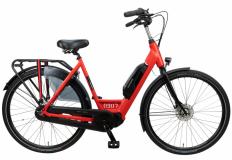 Burgers Explorer bedrijfs / post / bezorg fiets