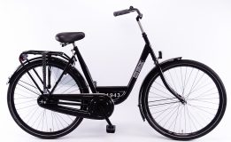 Burgers bedrijfs / post / bezorg fiets